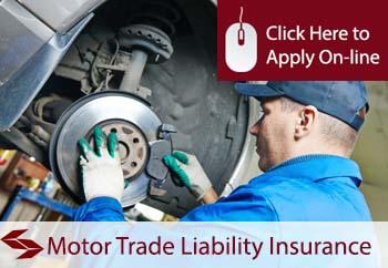 motor trade liability insurance