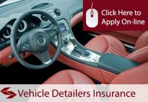vehicle detailers motor trade insurance